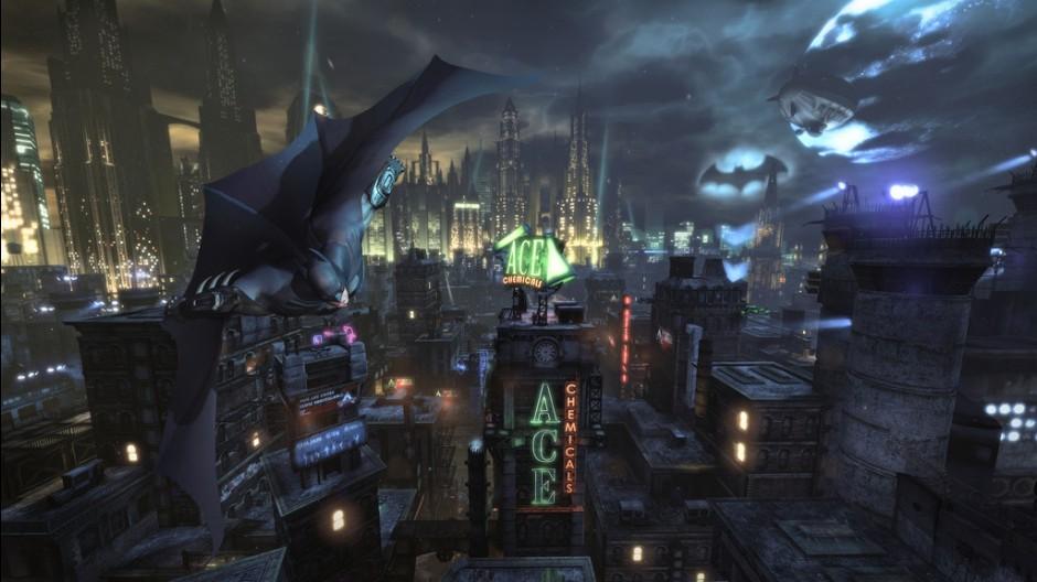 Batman: Arkham City – čerstvý trailer a galerie 52715