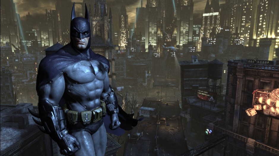 Batman: Arkham City – čerstvý trailer a galerie 52716