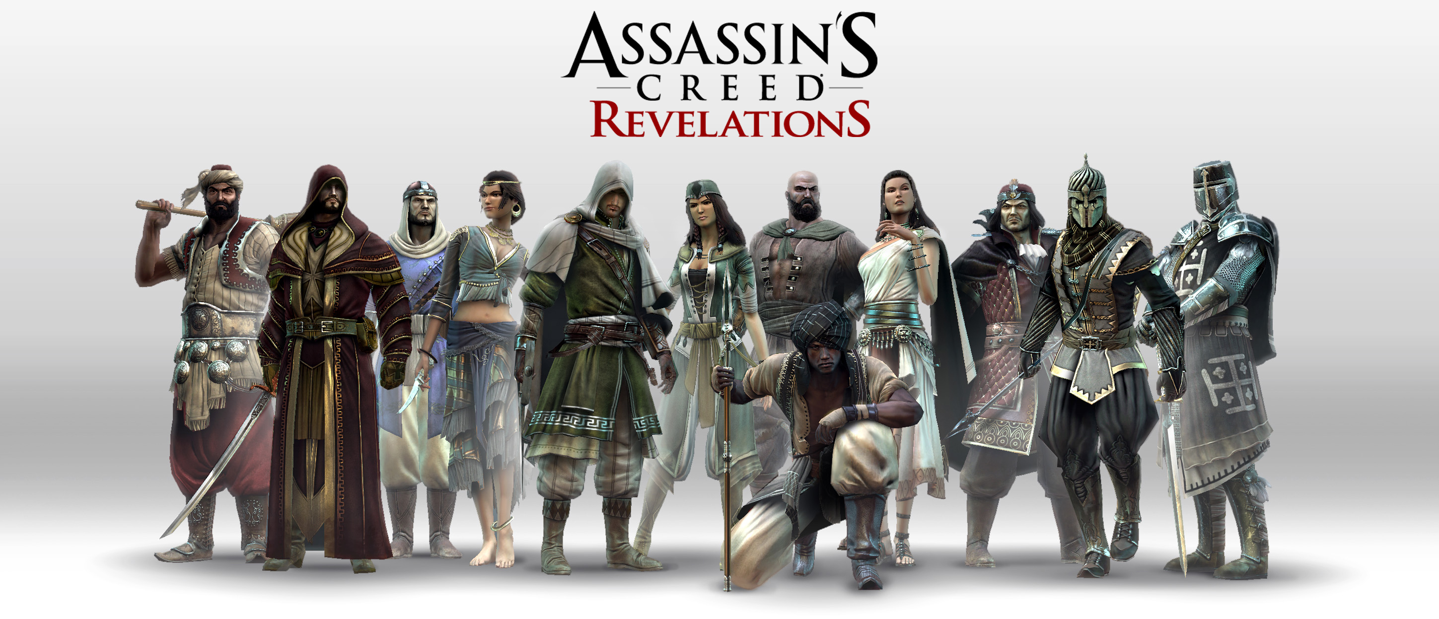 Assassin's Creed: Revelations - pohled na multiplayer 52739