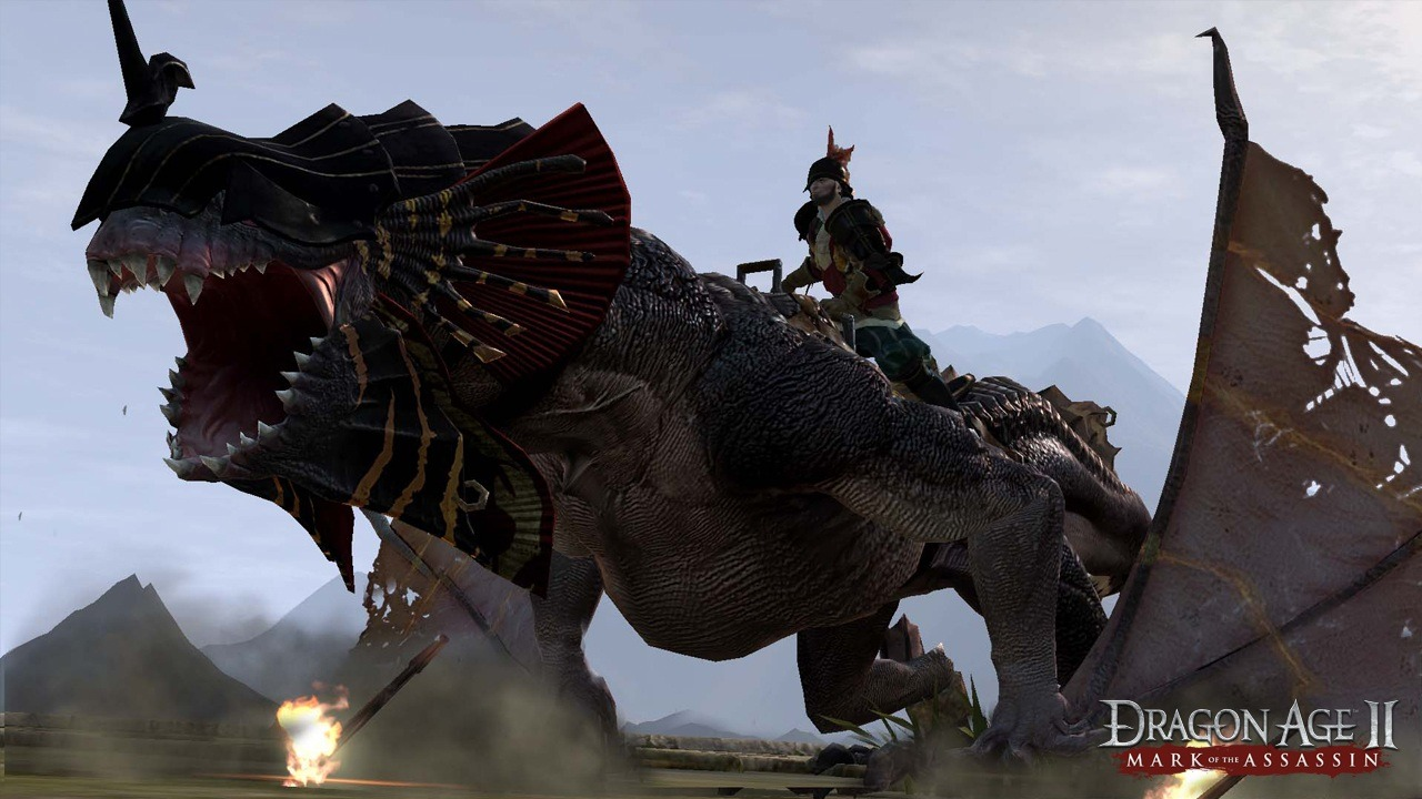 Obrázky z Dragon Age 2: Mark of the Assassin 52773