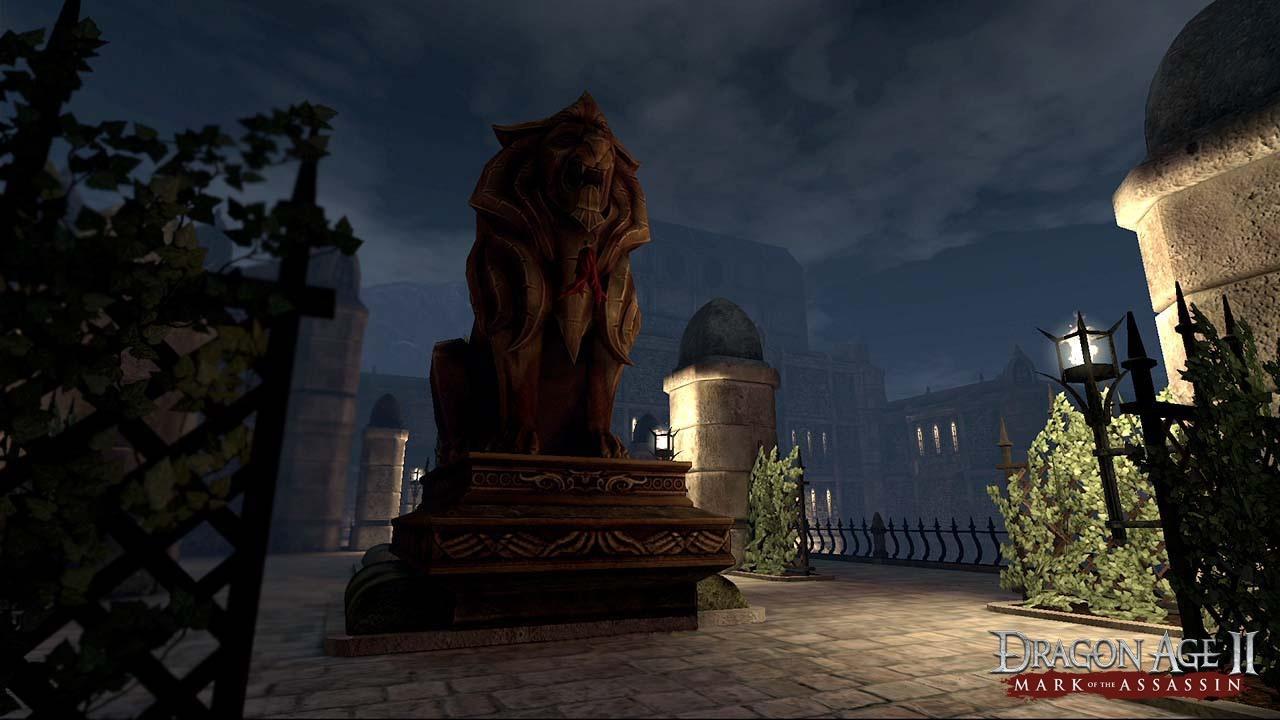 Obrázky z Dragon Age 2: Mark of the Assassin 52774