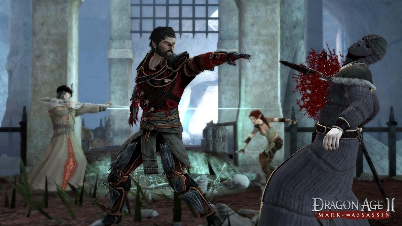 Obrázky z Dragon Age 2: Mark of the Assassin 52775