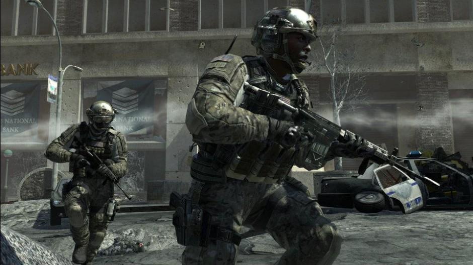 Tři nové obrázky z Modern Warfare 3 52790