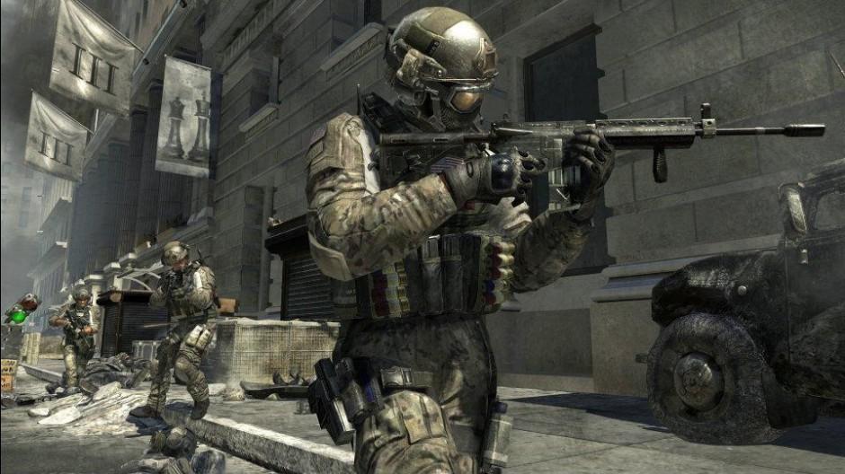 Engine z Modern Warfare 3 je špica, říká Schofield 52792