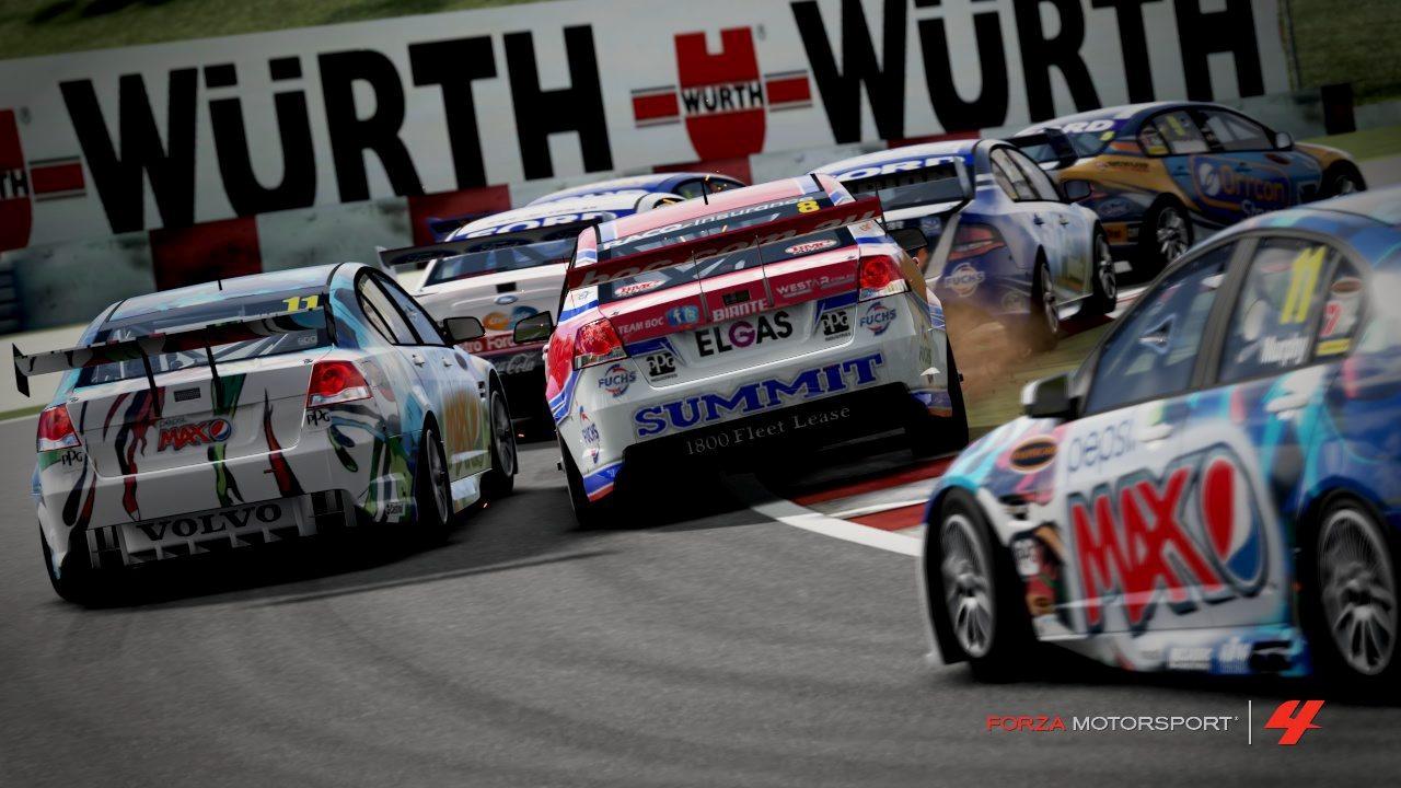 Forza Motorsport 4 - šampión mezi závodníky 52810