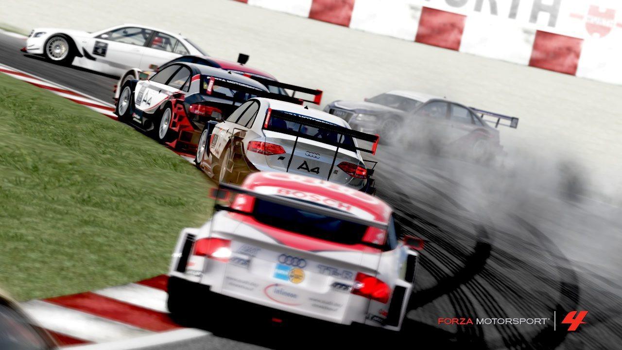 Forza Motorsport 4 - šampión mezi závodníky 52812