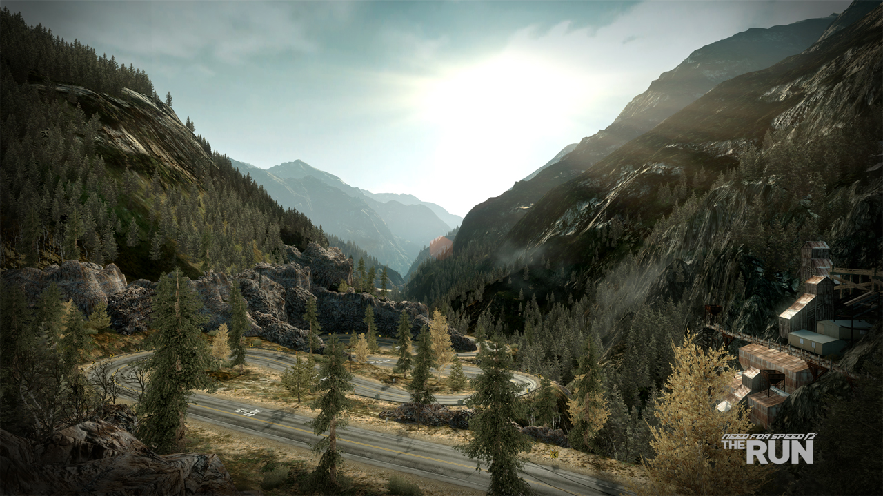 NFS: The Run a Million Dollar Highway 52936