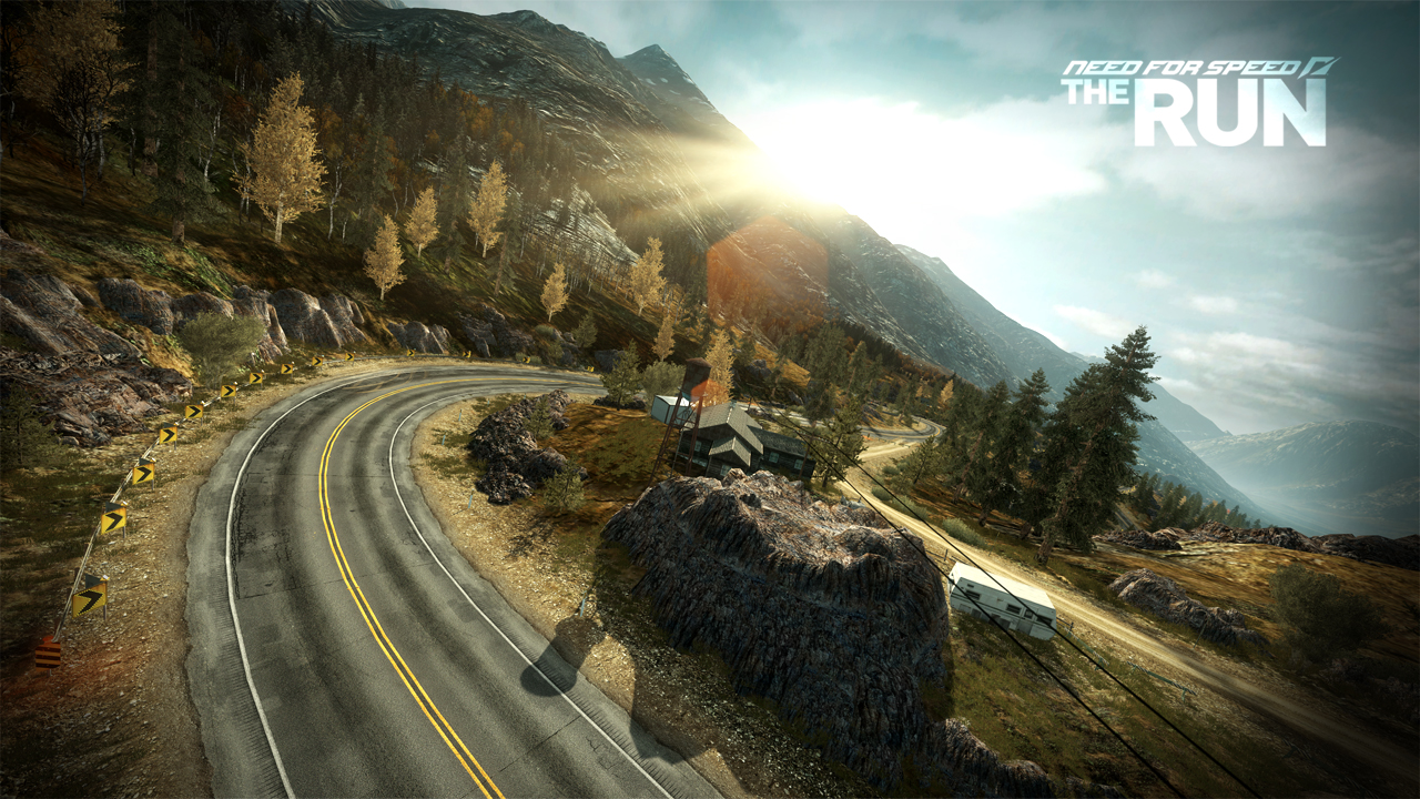 NFS: The Run a Million Dollar Highway 52937