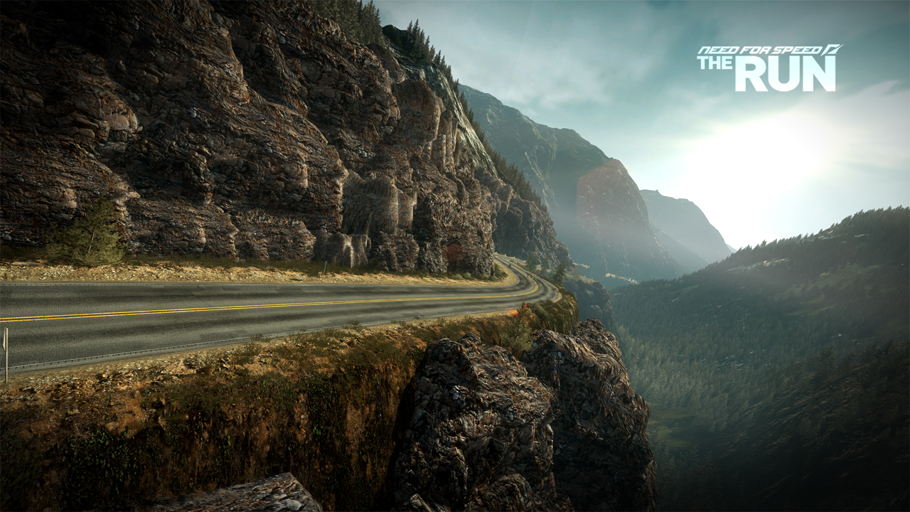 NFS: The Run a Million Dollar Highway 52938