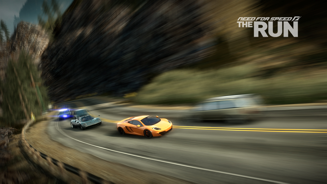 NFS: The Run a Million Dollar Highway 52940