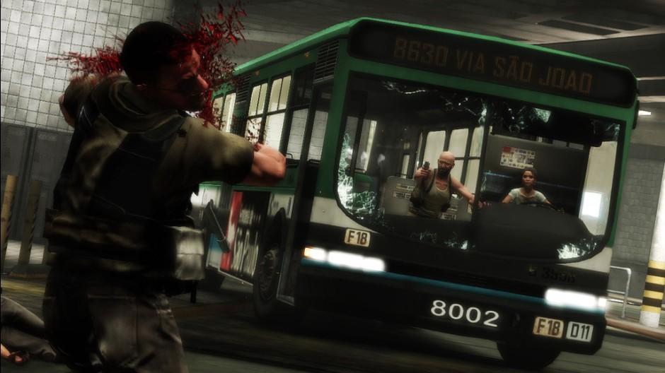 Čerstvé pohlednice z Max Payne 3 52976