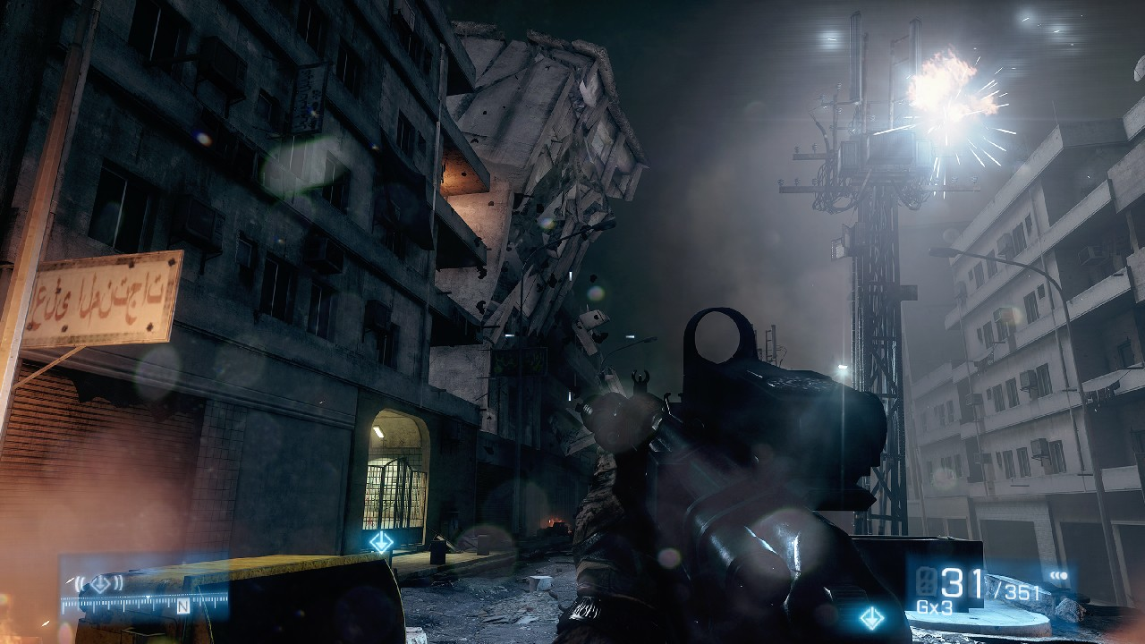 Dojmy z co-op misí Battlefield 3 53011