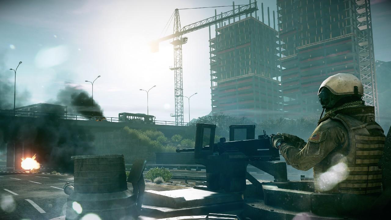 Obrázky ze singleplayeru Battlefield 3 53015