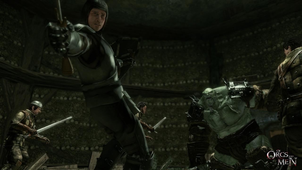 Of Orcs and Men – bejt zelenej není zábavný 53021