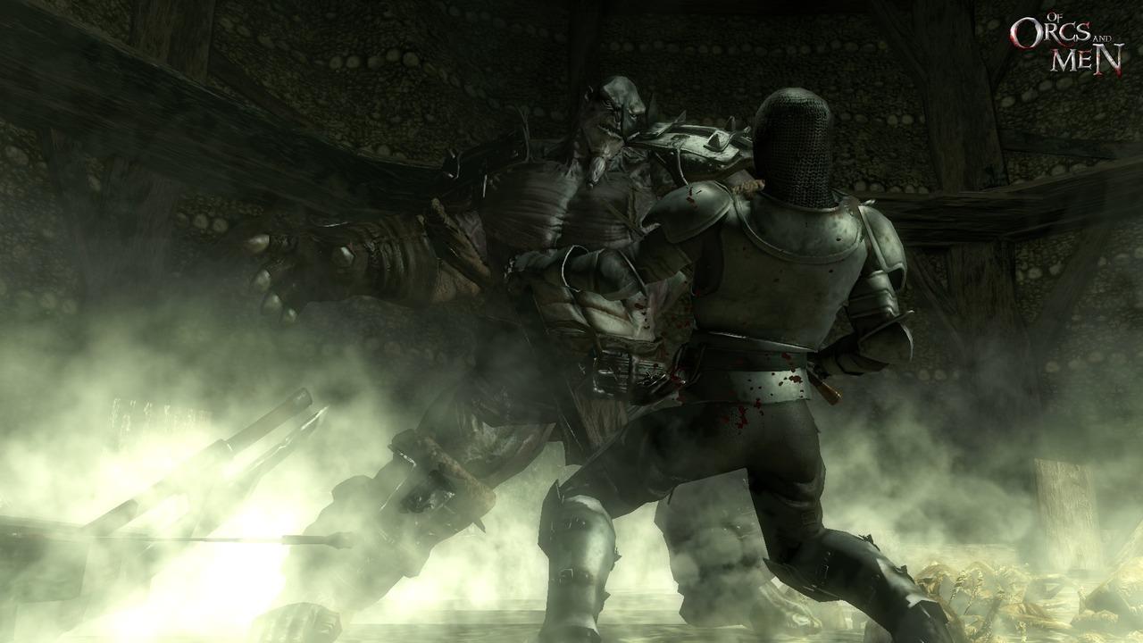 Of Orcs and Men – bejt zelenej není zábavný 53022