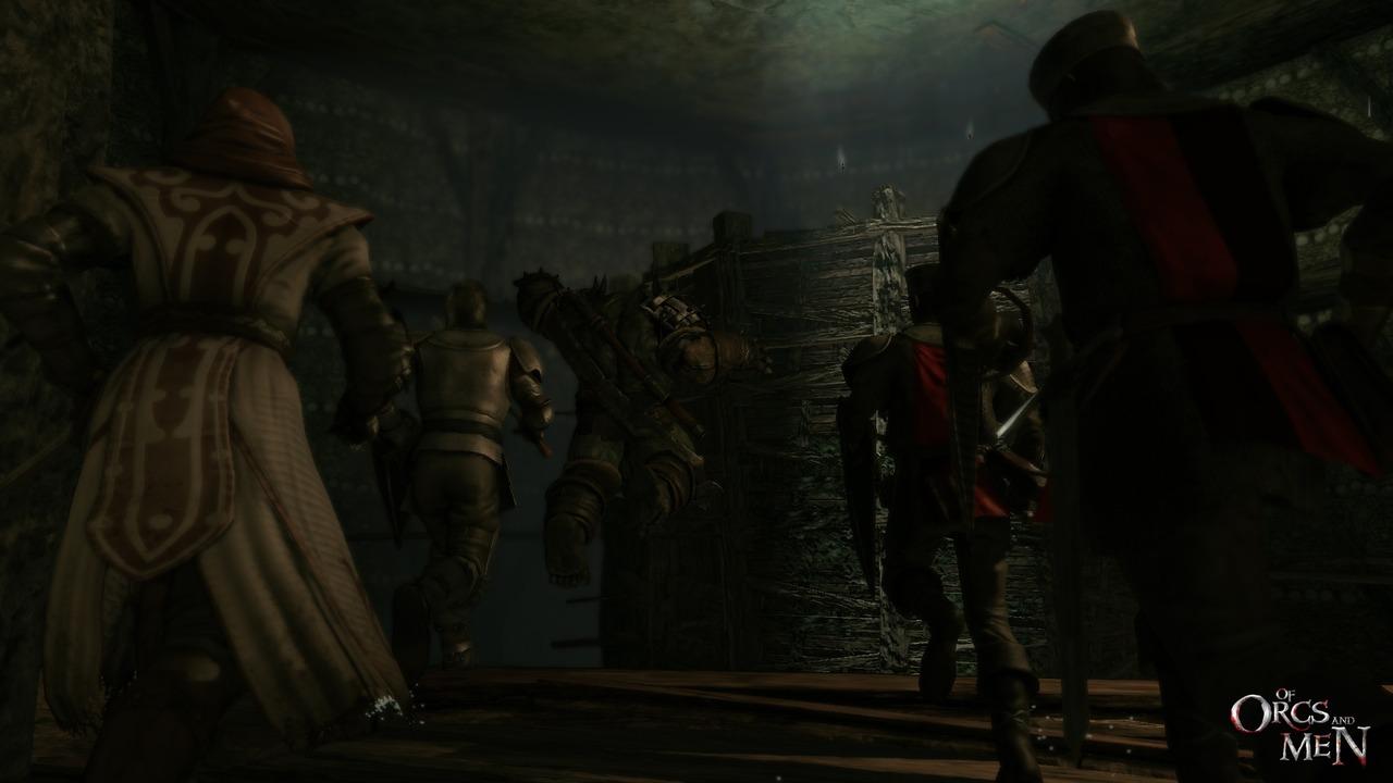 Of Orcs and Men – bejt zelenej není zábavný 53024