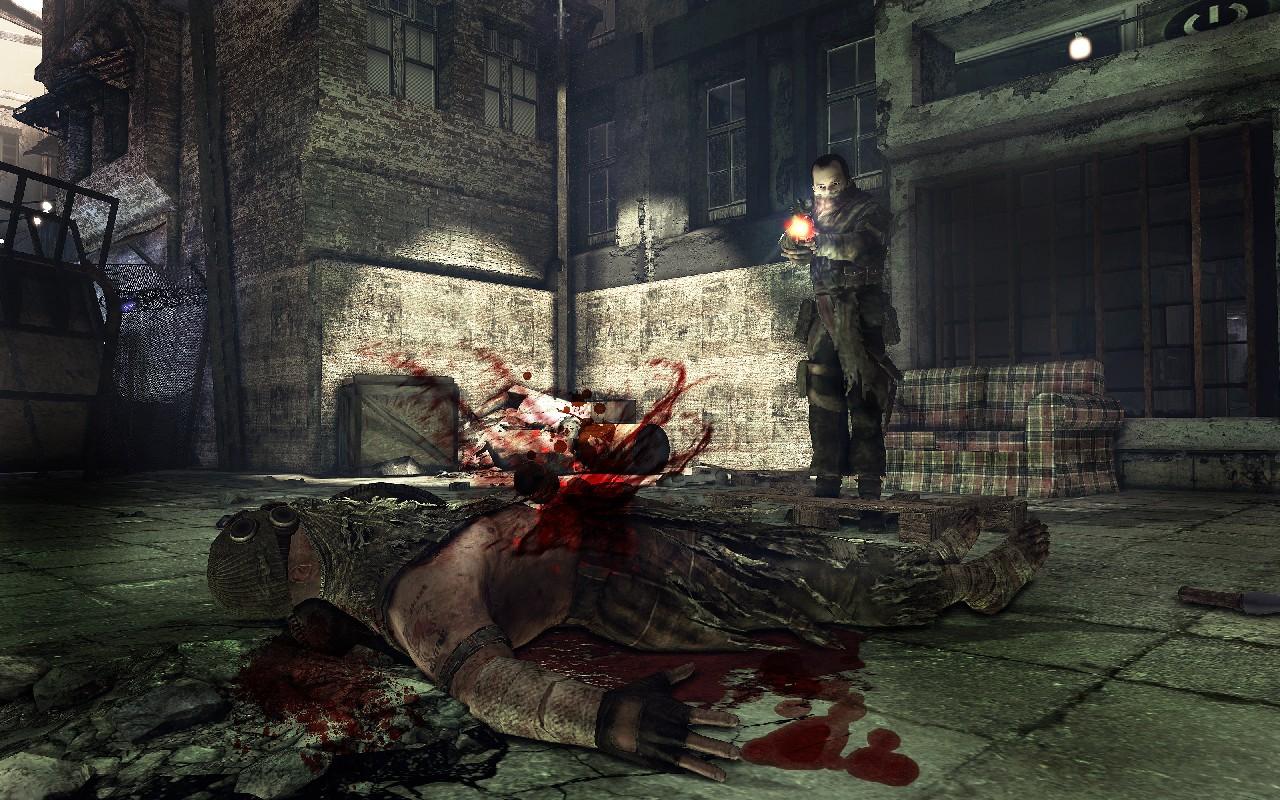 Obrázky ze sci-fi hororu Afterfall: Insanity 53032