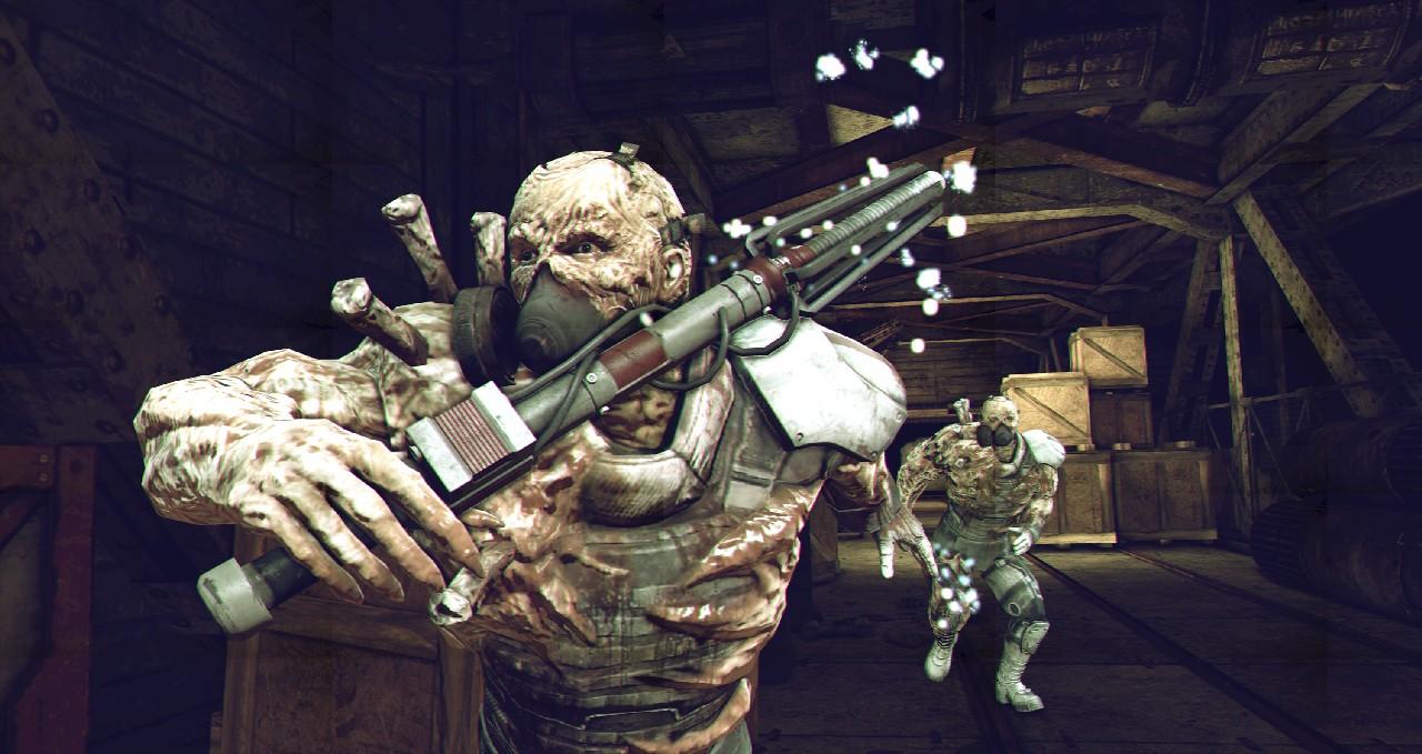 Obrázky ze sci-fi hororu Afterfall: Insanity 53037