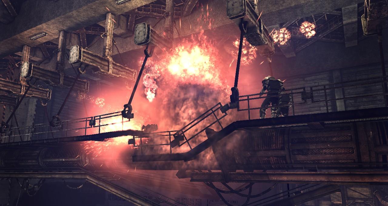 Obrázky ze sci-fi hororu Afterfall: Insanity 53038