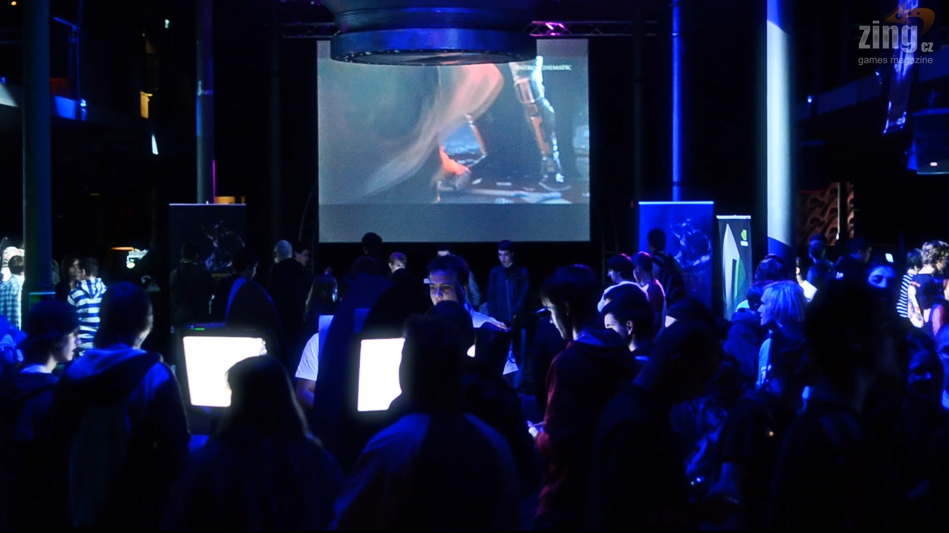 EA GameShow 2011 – reportáž, dojmy, soutěž 53070