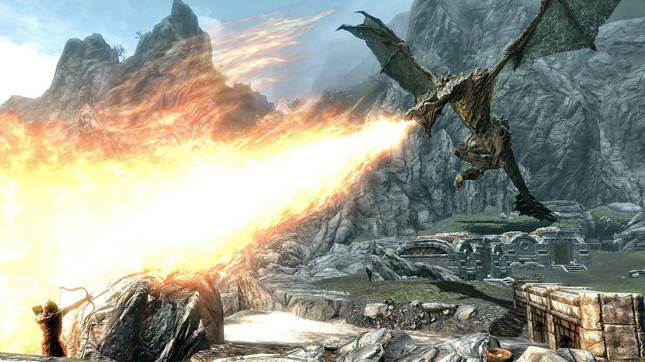 The Elder Scrolls V: Skyrim – putování na draka 53164