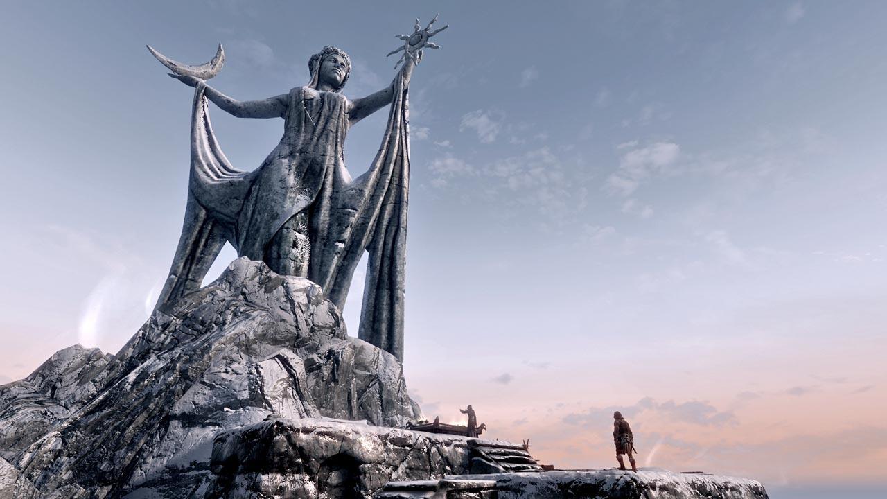 The Elder Scrolls V: Skyrim – putování na draka 53166