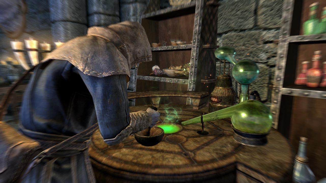 The Elder Scrolls V: Skyrim – putování na draka 53167