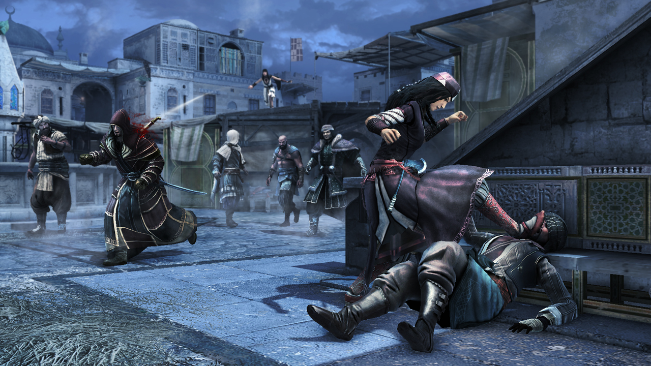 Obrázky z Assassin's Creed: Revelations 53202