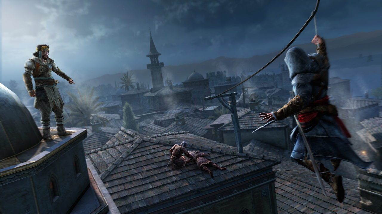 Obrázky z Assassin's Creed: Revelations 53203