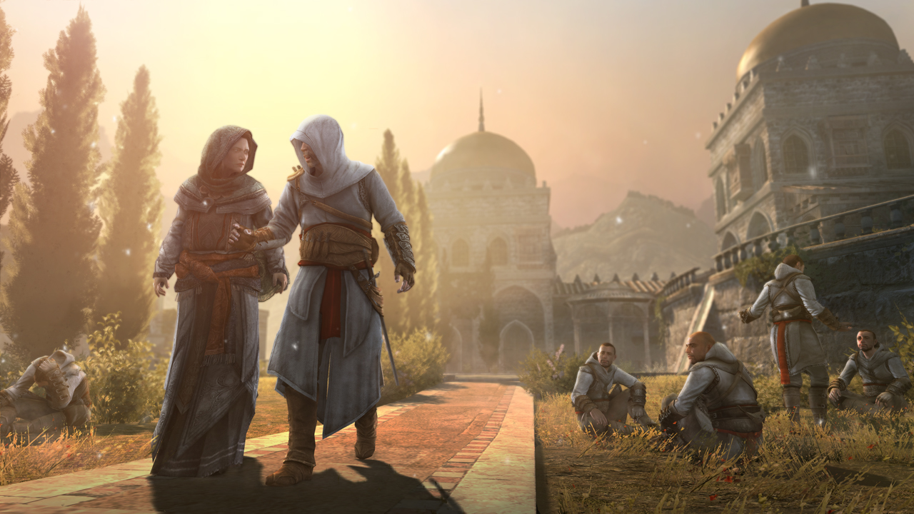 Obrázky z Assassin's Creed: Revelations 53204