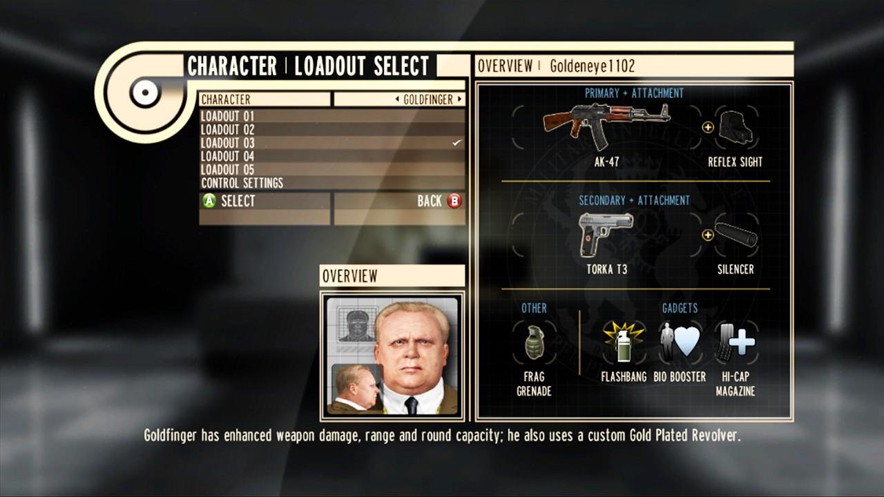 Multiplayer GoldenEye 007 v novém videu 53238