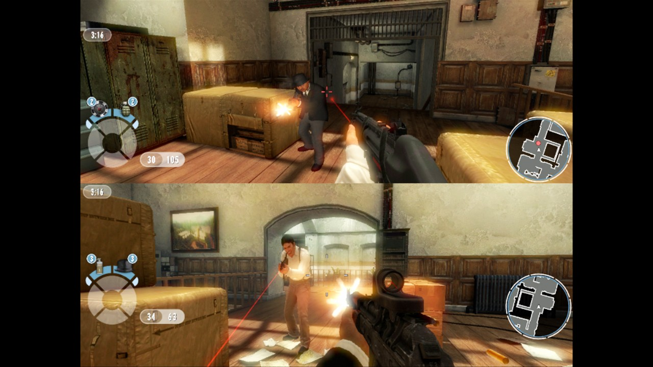 Multiplayer GoldenEye 007 v novém videu 53244