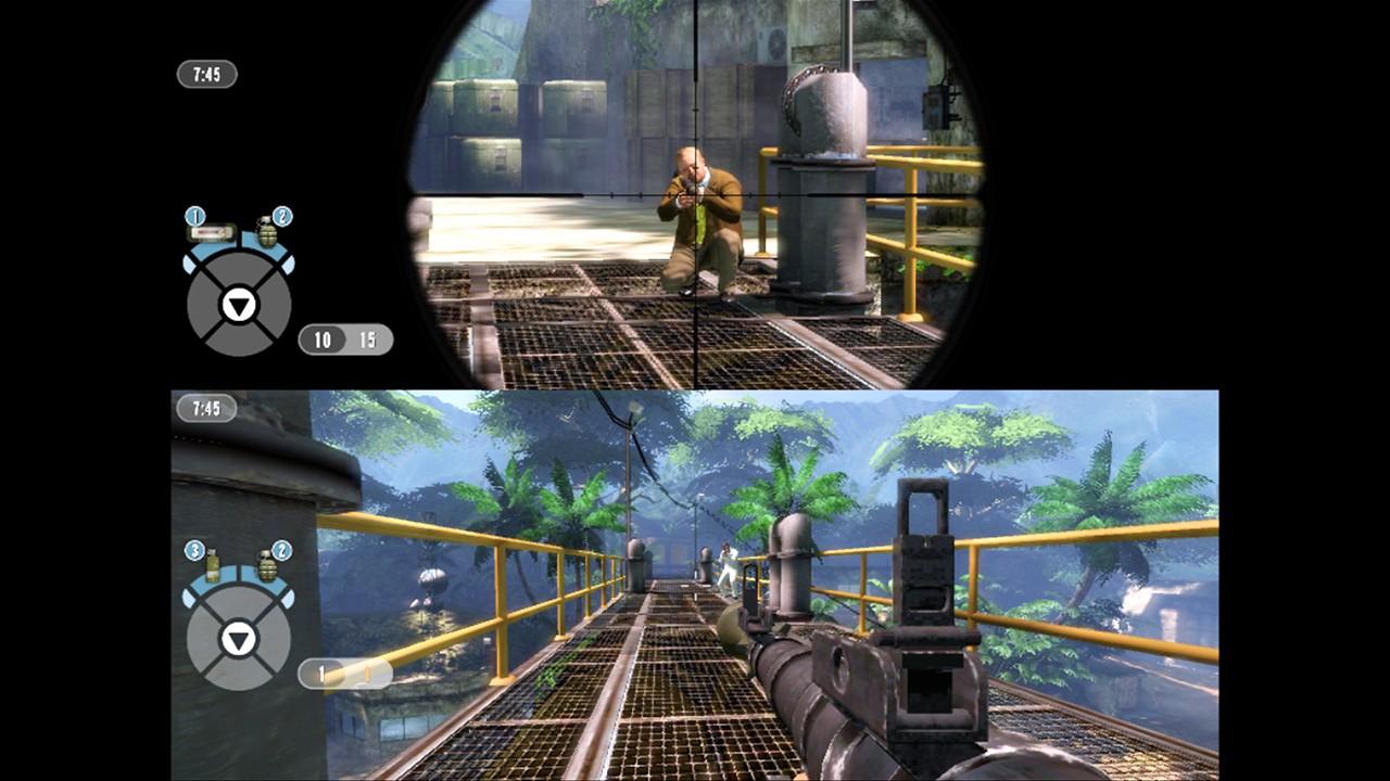 Multiplayer GoldenEye 007 v novém videu 53245