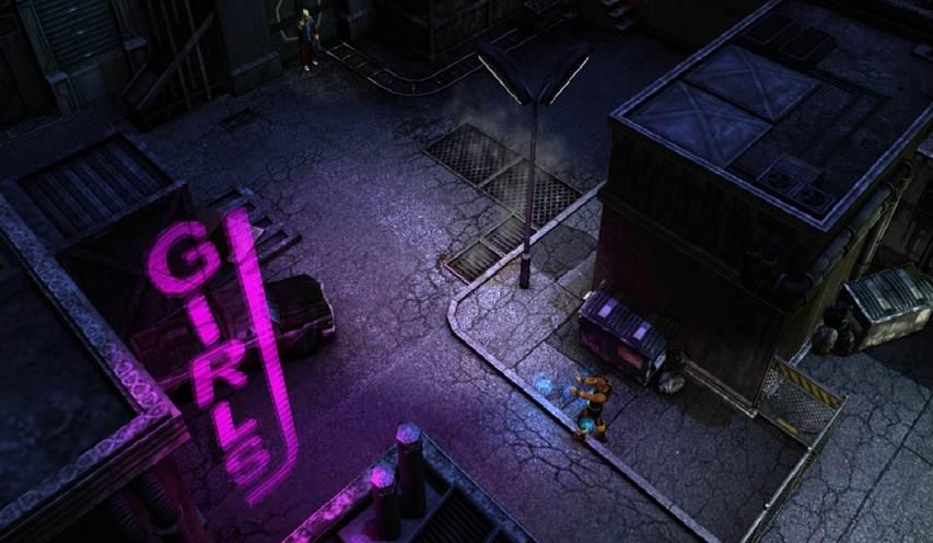 Odhalení Shadowrun Online 53271