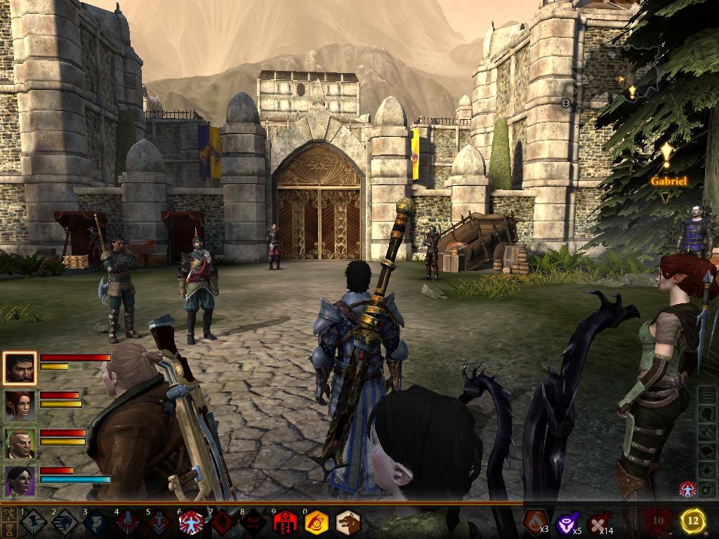 Dragon Age II: Mark of the Assassin – vražedná posila 53276
