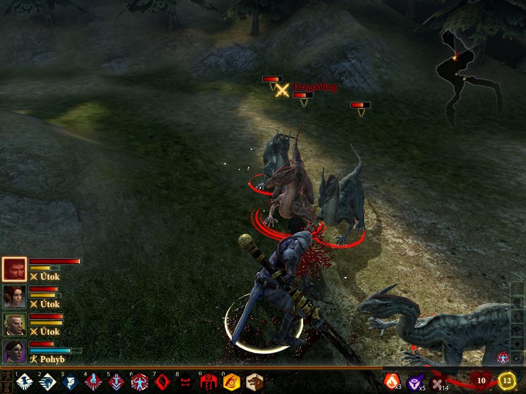 Dragon Age II: Mark of the Assassin – vražedná posila 53277