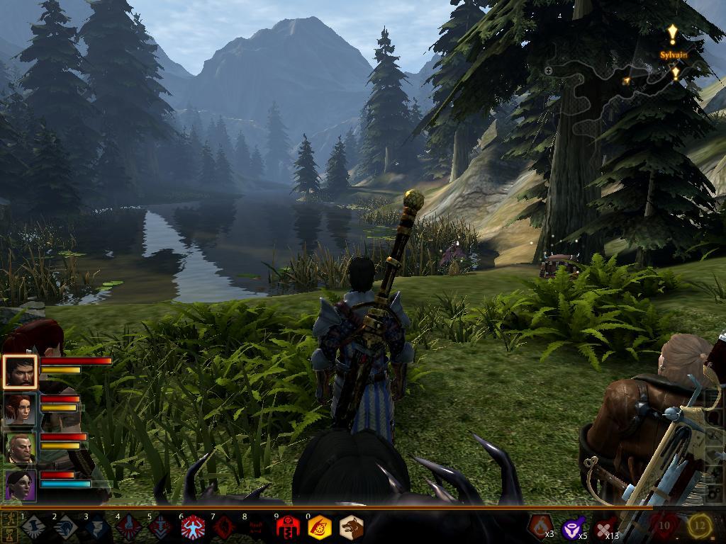 Dragon Age II: Mark of the Assassin – vražedná posila 53280