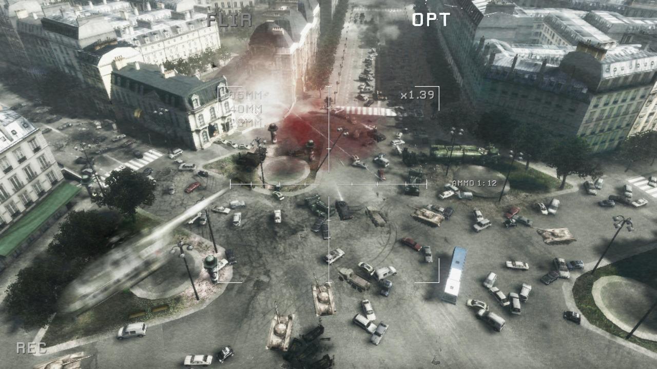 Xbox360 verze Modern Warfare 3 hlásí problémy 53289