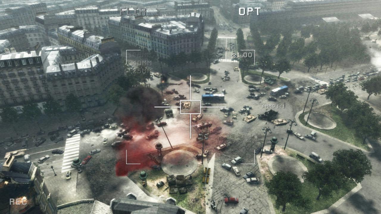 """Modern Warfare 3 - dojmy z mise """"Iron Lady"""" 53290"""