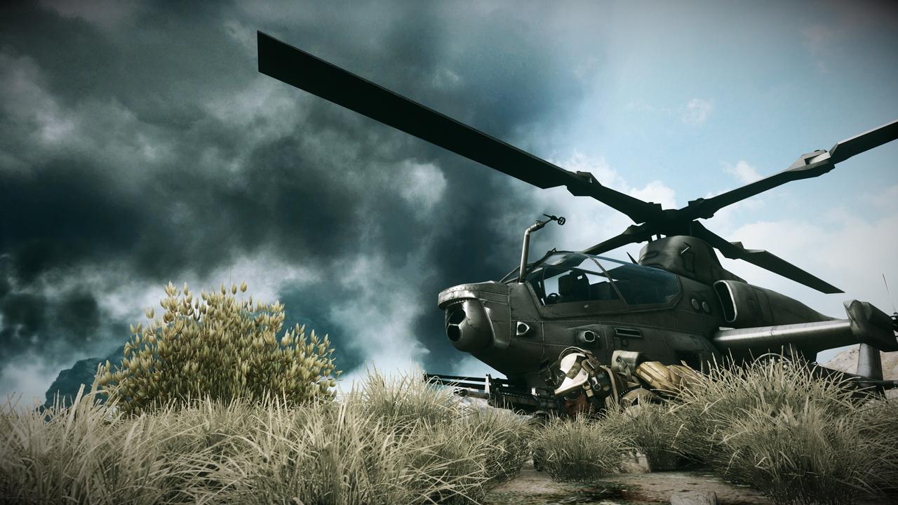Popis multiplayerových map Battlefield 3 53360