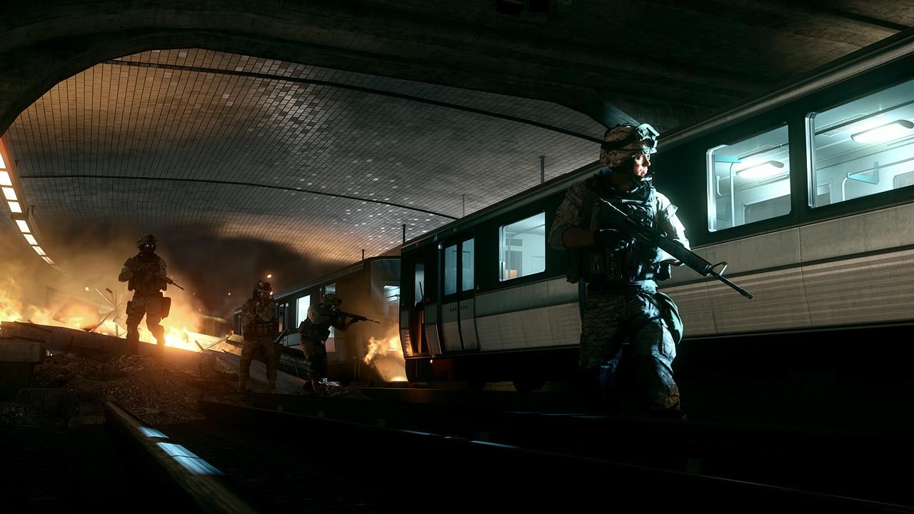 Popis multiplayerových map Battlefield 3 53362
