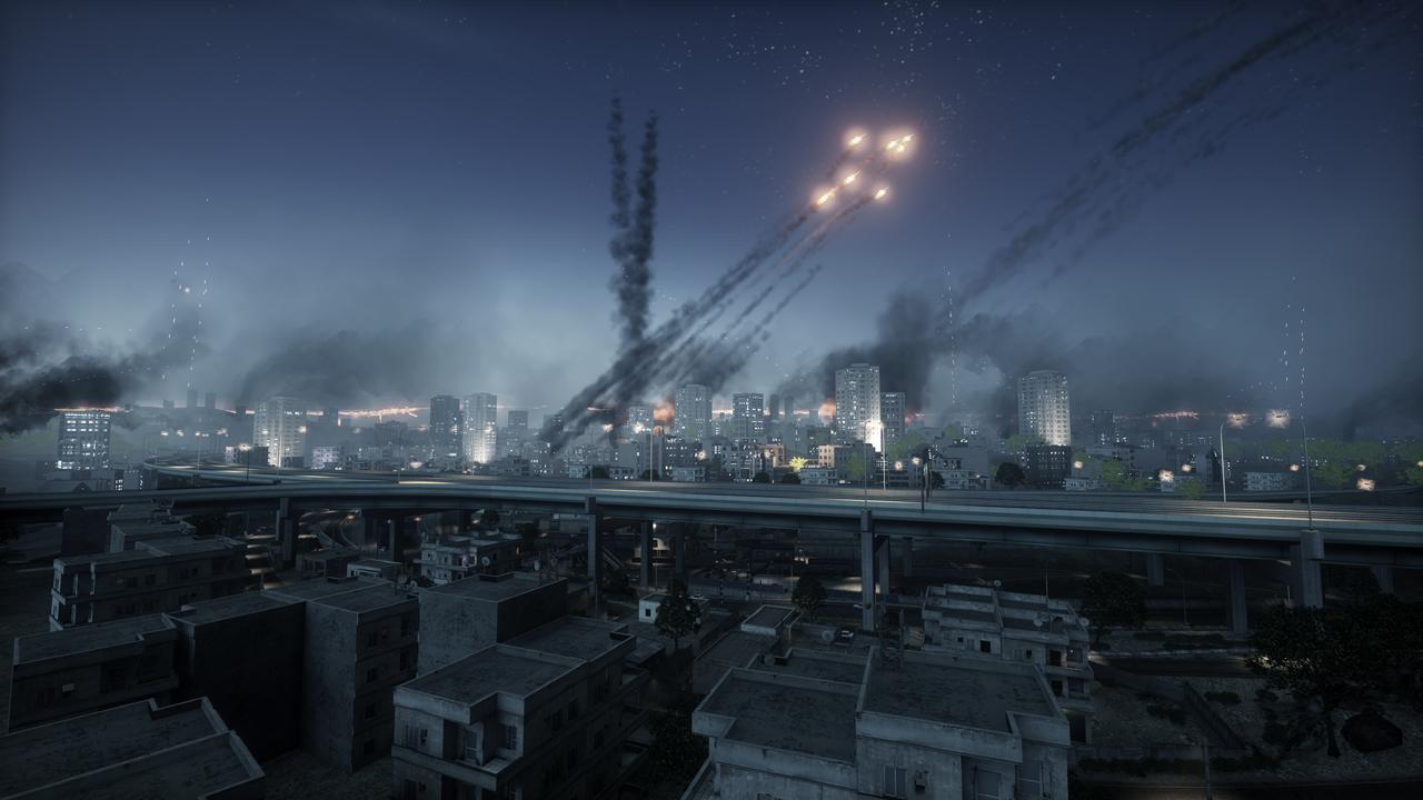 Popis multiplayerových map Battlefield 3 53363