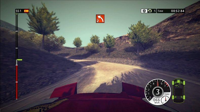 Nemastné a neslané obrázky z WRC 2 53396