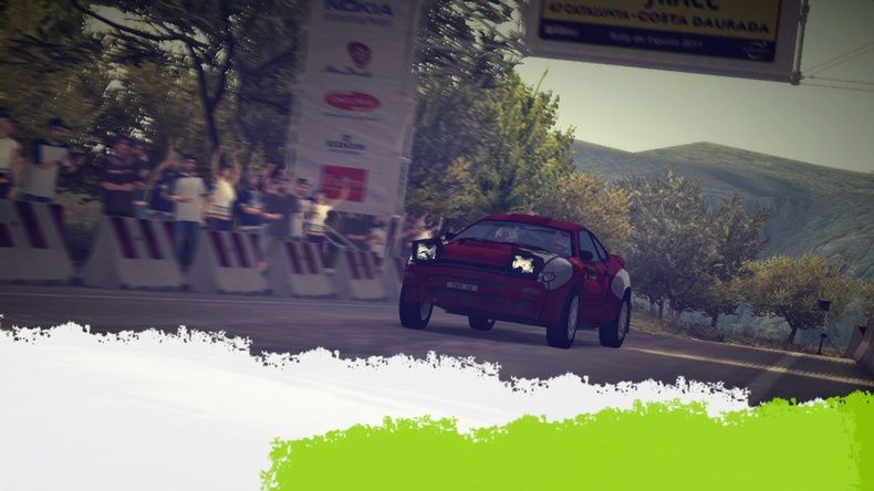 Nemastné a neslané obrázky z WRC 2 53398