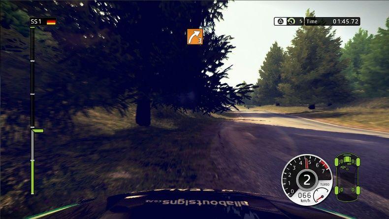 Nemastné a neslané obrázky z WRC 2 53401
