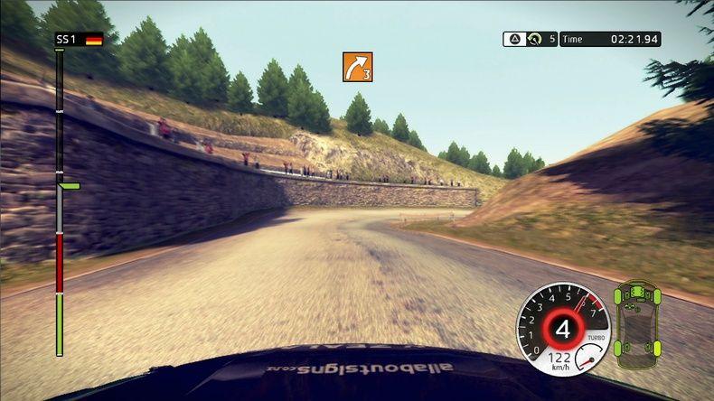 Nemastné a neslané obrázky z WRC 2 53402
