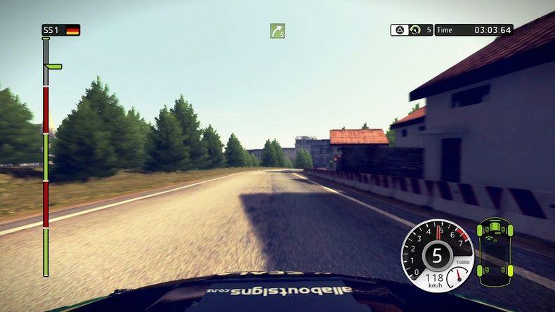 Nemastné a neslané obrázky z WRC 2 53403