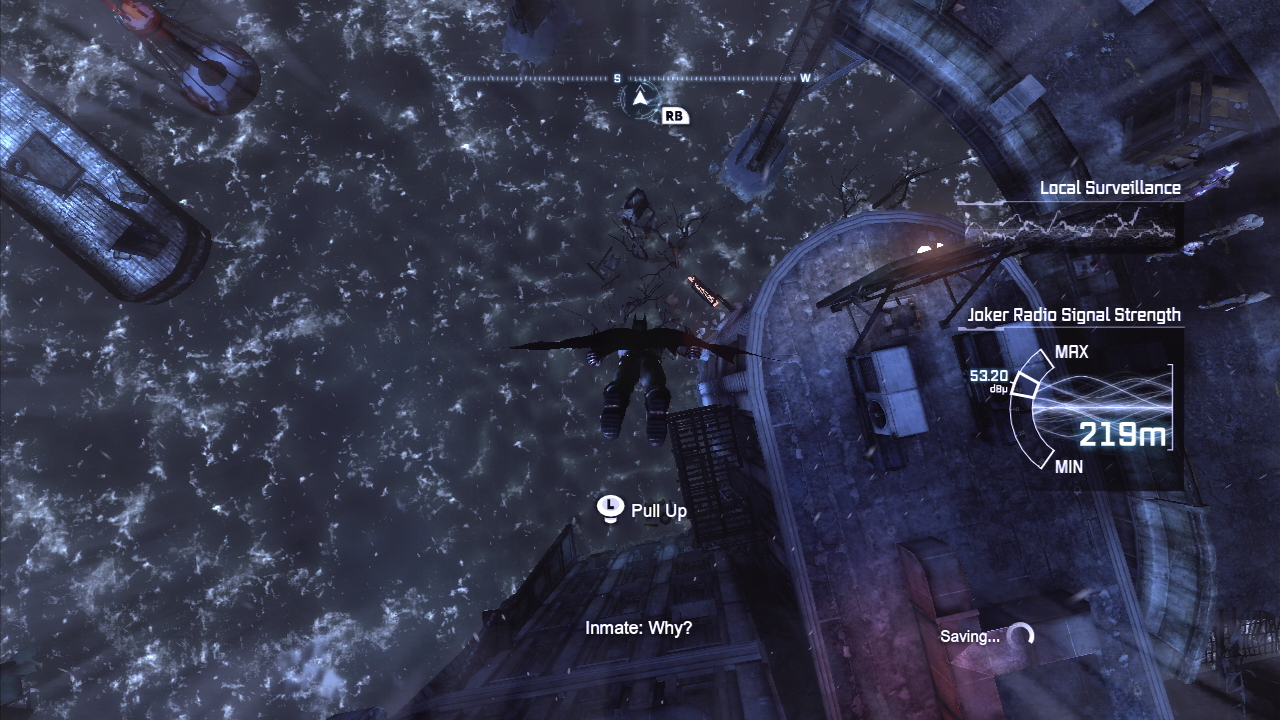 Batman - fotoseriál z Arkham City 53439