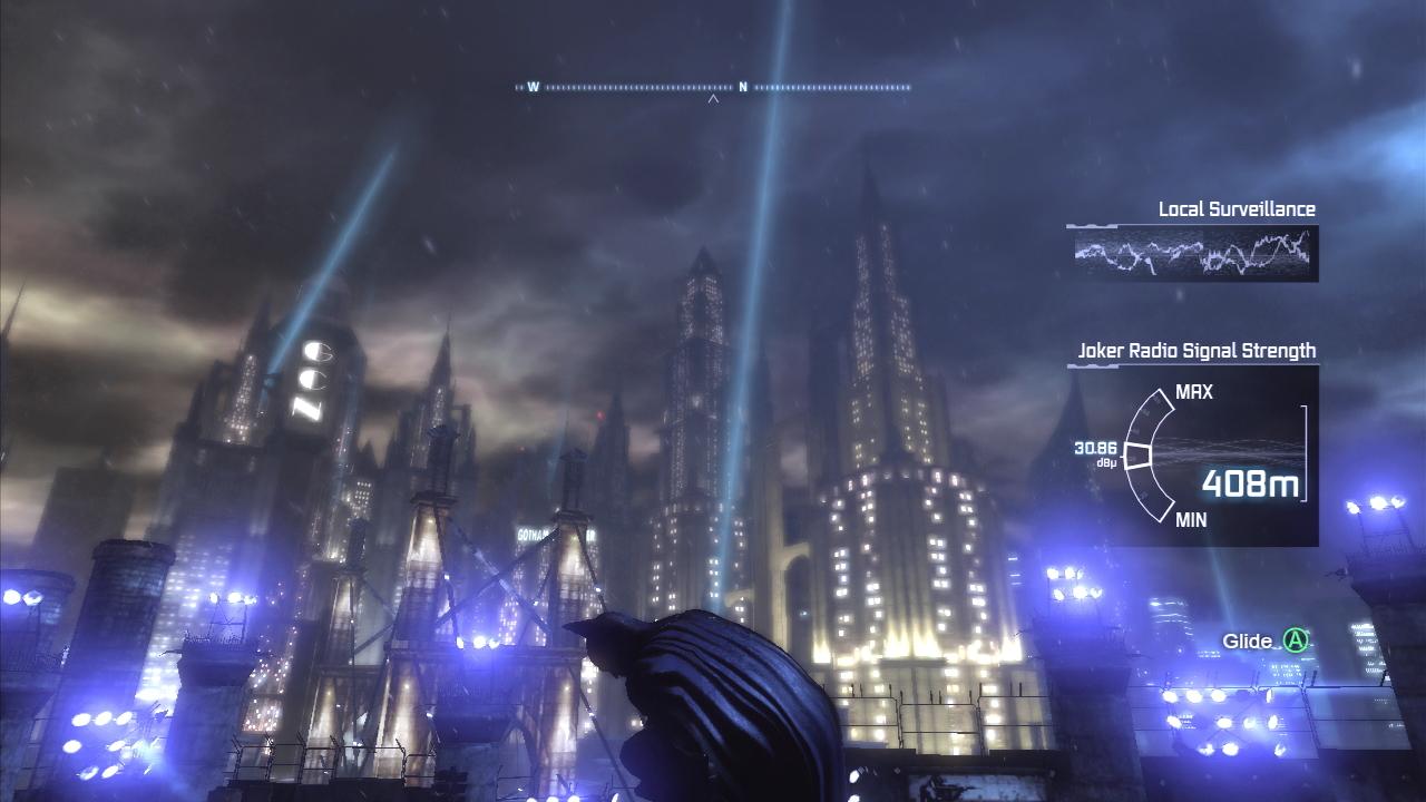 Batman - fotoseriál z Arkham City 53444
