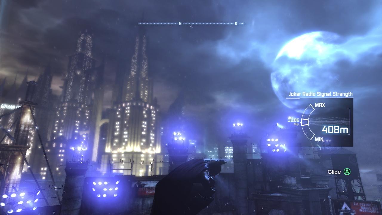 Batman - fotoseriál z Arkham City 53446